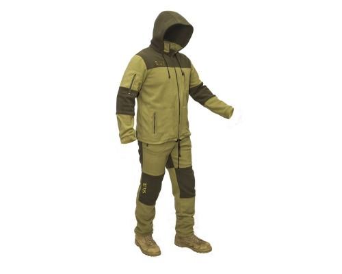 Fleece suit SILIX