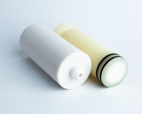 Fluoroplastic syringe - 100 ml