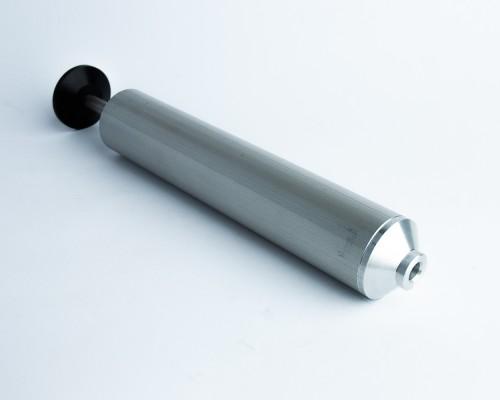 Aluminum syringe - 115 ml