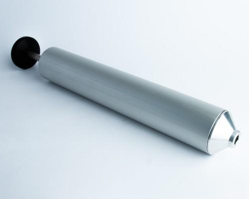 Шприц алюмінієвий - 115 мл