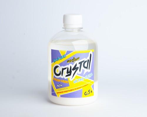 SILIX Crystal Medium liquid silicone 0.5l