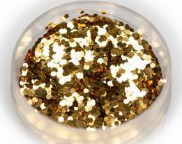 Блискітка золото, 1 мм