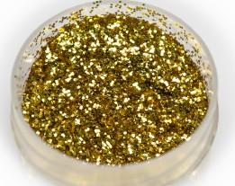 """Блестка """"золото"""" 0,4 мм"""