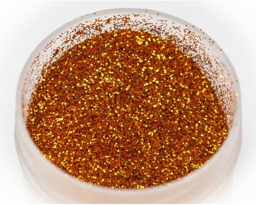 Блестка красное золото 0,2 мм