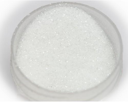 Блестка белая 0,2 мм